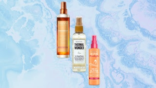 The Best Heat-Protectant Sprays for Every Hair Texture
