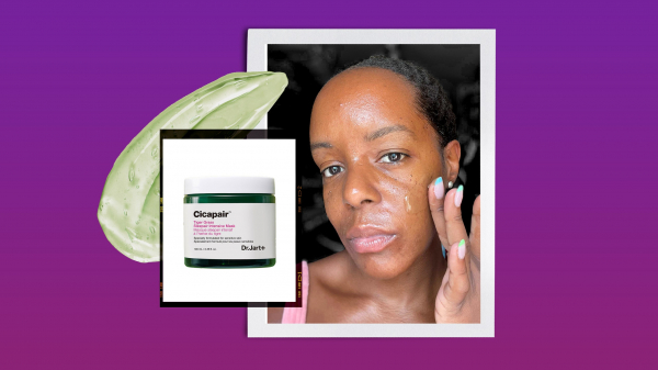 Dr. Jart+'s Cicapair Tiger Grass Mask Is Like a Soothing Blanket for My Face