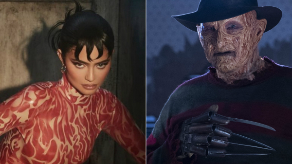 Kylie Jenner's Take on Freddy Krueger Is Way More Glamorous Than the Original