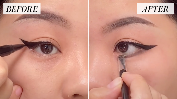 TikTok Invented Yet Another Easy Eyeliner Hack for Hooded and Monolid Eyes