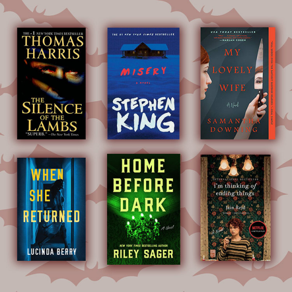 10 Books So Scary, You Won't Be Able to Sleep at Night
